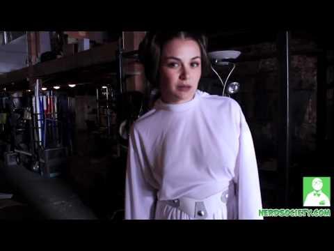 die junge lexi belle zeigt sich bei einem casting