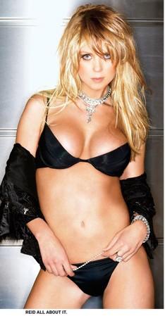 Tara Reid in Playboy 2010